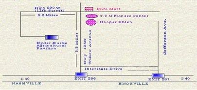 Hyder Burks map